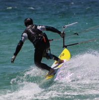 kitesurfer small loadpin